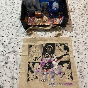 Loot crate box bundle